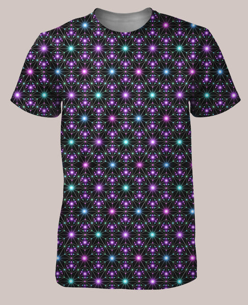 Star Map Men's All-Over print Shirt