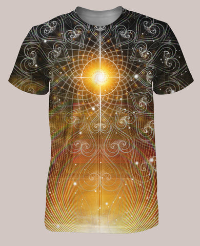 Love Prevails Men's All-Over print Shirt - Tetramode® | Psy Styles. Men & Womens Psychedelic Tops & Bottoms
