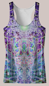 Fountain of Youth : Womens // HELIOS TANK TOP