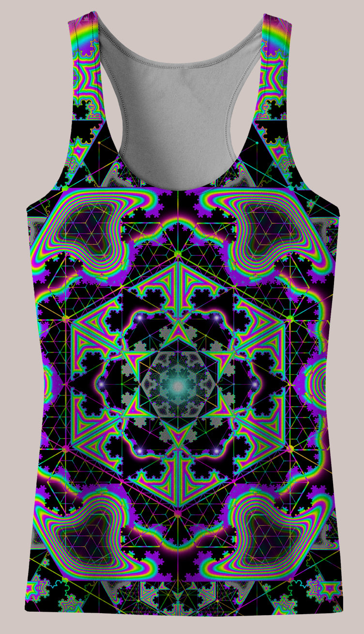 Microgram : Womens // HELIOS TANK TOP