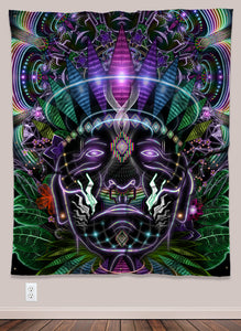 psychedelic-trance-festival-clothing-tetramode-psytrance-boom-festival-samuel-farrand-cate-farrand-UV-active-RGB-reactive-neon