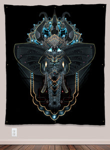 Ganeshadroid Tapestry