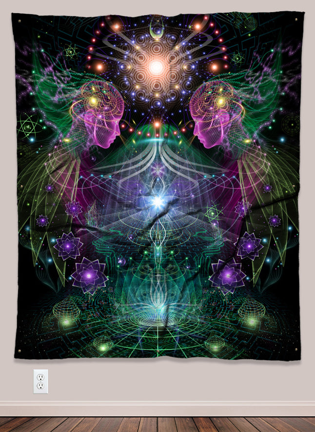 Holobloom Tapestry