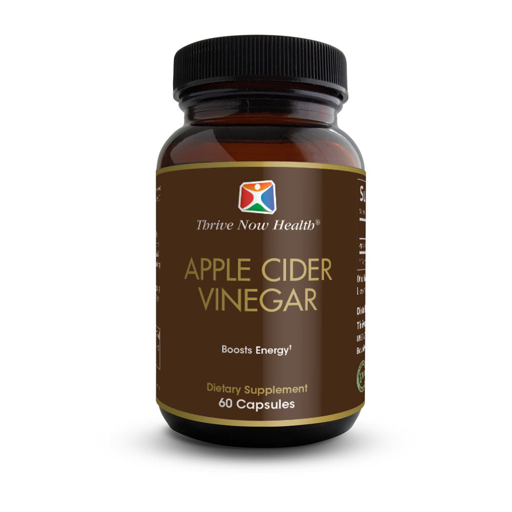 Apple Cider Vinegar Supplement (1300mg) Organic Weight Loss and Detox Support | Pure, Raw, Natural Formula | Relieve Gas, Bloating, Heartburn
