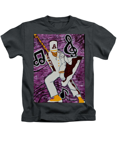 Aamu Drum Major - Kids T-Shirt