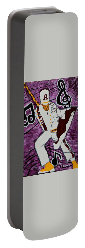 Aamu Drum Major - Portable Battery Charger