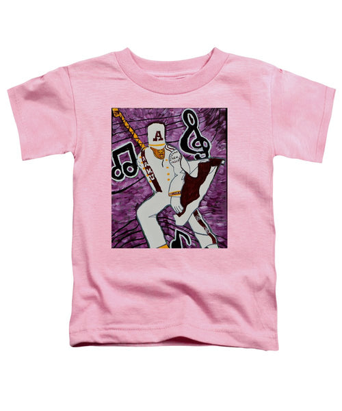 Aamu Drum Major - Toddler T-Shirt