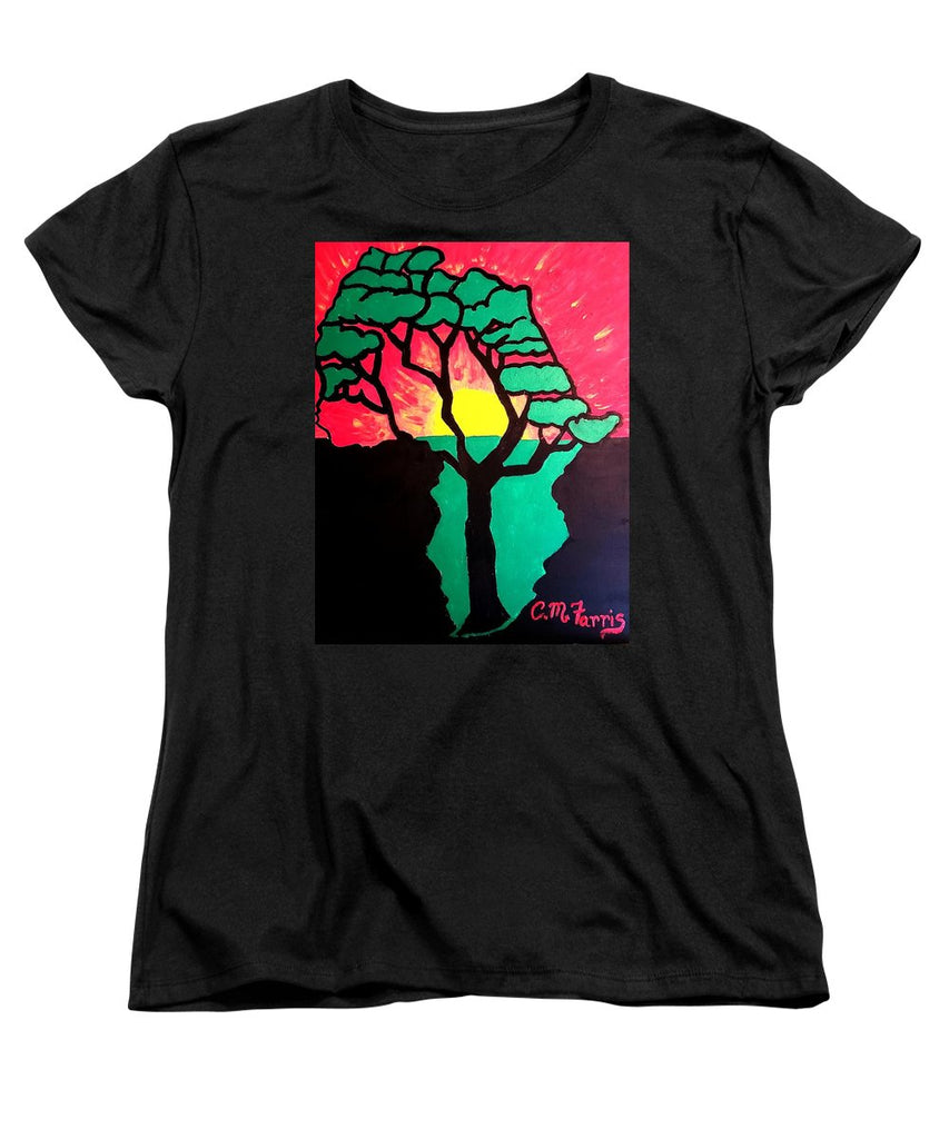 African Sunset  - Women's T-Shirt (Standard Fit)