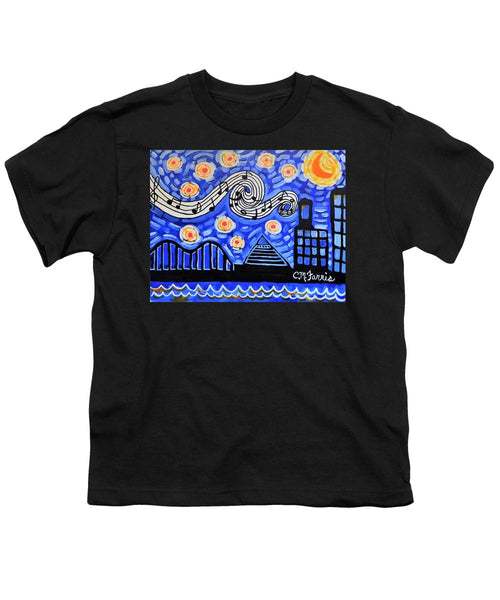 Youth T-Shirt - Memphis Nights