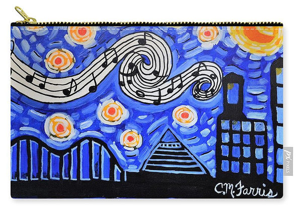 Carry-All Pouch - Memphis Nights