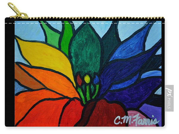 Lotus Flower 1 - Carry-All Pouch