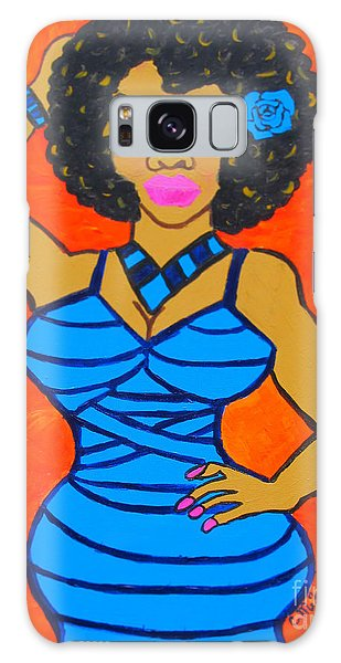 Lovely Lady - Phone Case