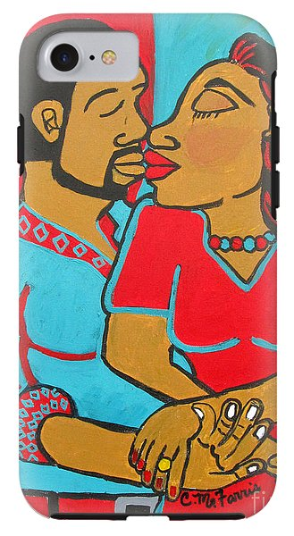 Lovers Embrace - Phone Case