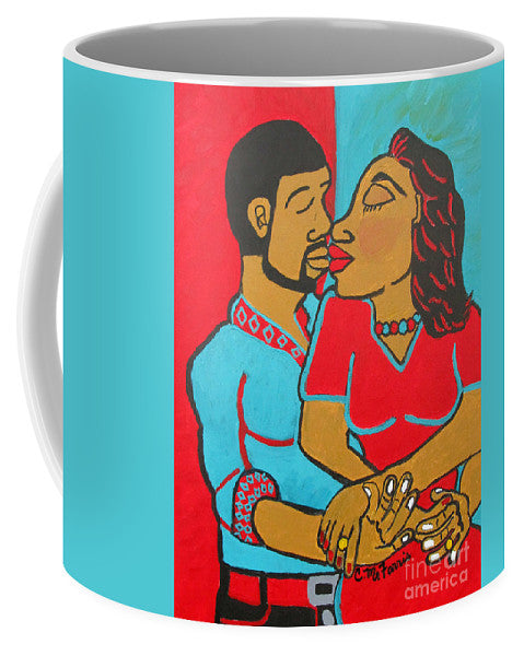 Lovers Embrace - Mug