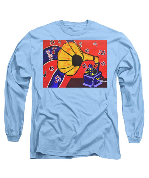 Long Sleeve T-Shirt - Music First