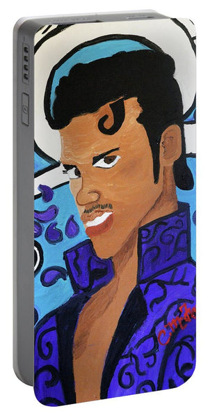Portable Battery Charger - Prince