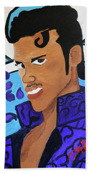 Beach Towel - Prince