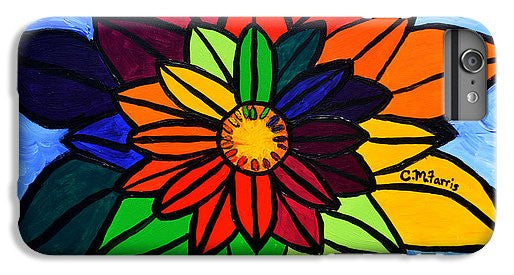 Rainbow Lotus Flower - Phone Case