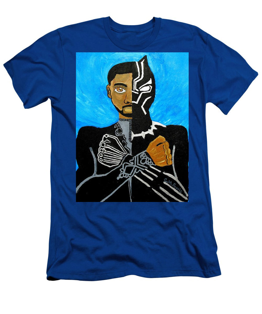 Wakanda Forever - Men's T-Shirt (Athletic Fit)