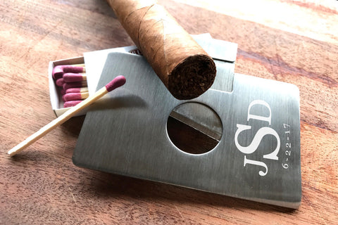 Cigar Cutter Wallet Size