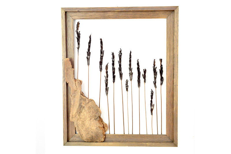 Dried Flower Wall Decor