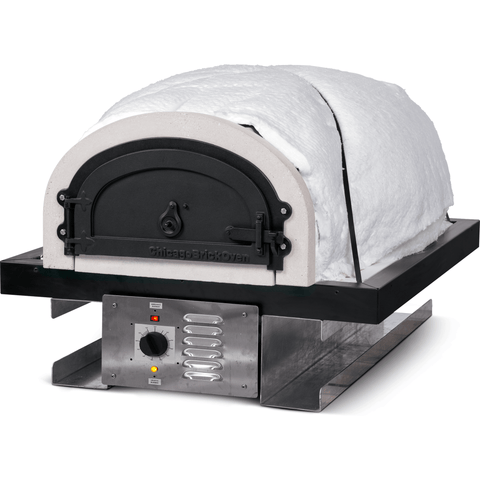 CBO-750 Hybrid with Gas Upgrade - Roundhouse Pizza Ovens, Freestanding - Roundhouse Pizza Ovens, Chicago Brick Oven - Roundhouse Pizza Ovens, Roundhouse Pizza Ovens -  Roundhouse Pizza Ovens