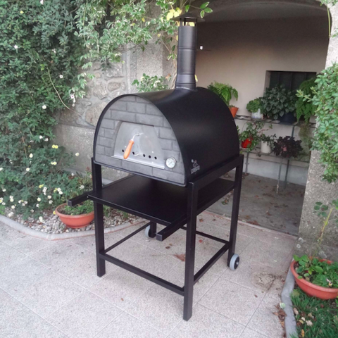 Authentic Pizza Ovens - Pizza Oven Stand Maximus - Roundhouse Pizza Ovens, Authentic Pizza Ovens Accessories - Roundhouse Pizza Ovens, Authentic Pizza Ovens - Roundhouse Pizza Ovens, Roundhouse Pizza Ovens -  Roundhouse Pizza Ovens
