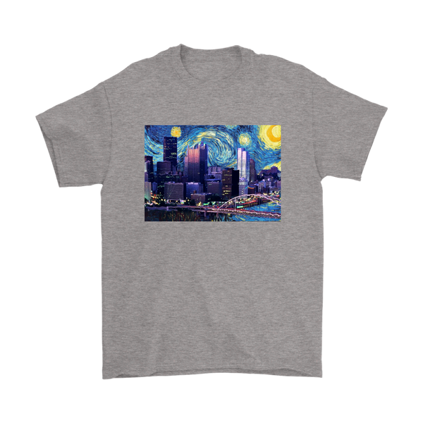 Starry Nigh N'at- Gents T