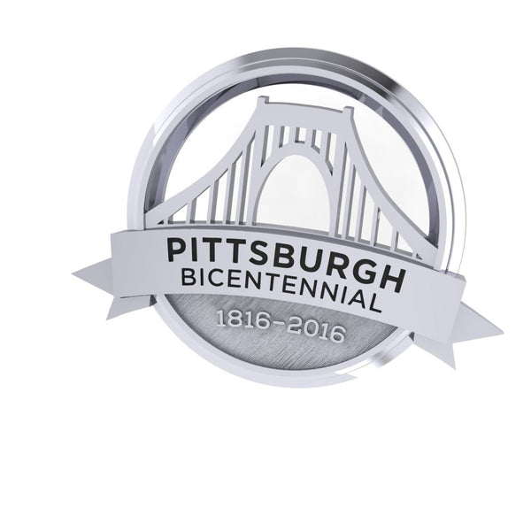 Pittsburgh Bicentenial Pin