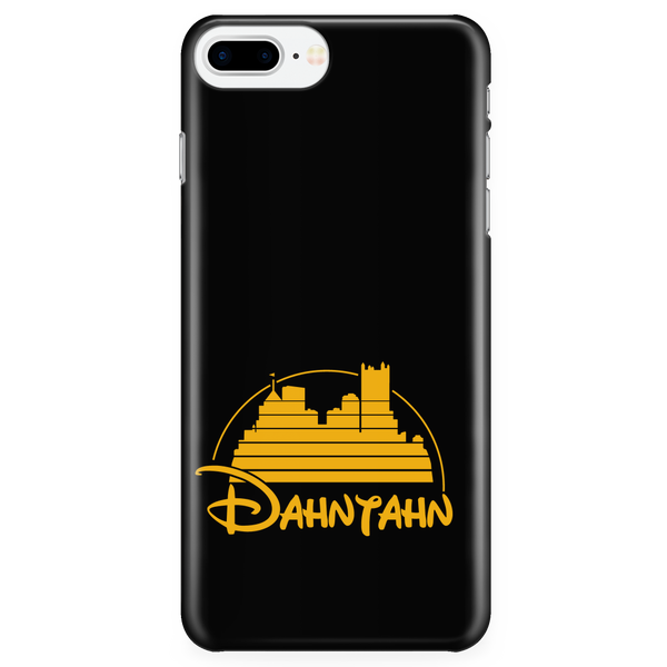 Black N' Gold-Mens -Phone case