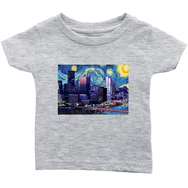 Starry Nigh N'at- Baby T