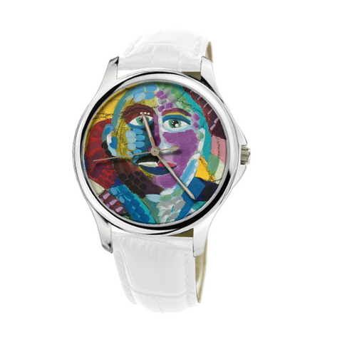 Original Art Wrist Watch