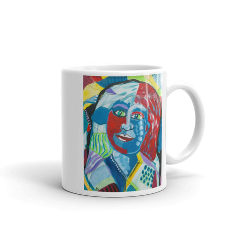 """Daydreaming"" Mug made in the USA"