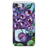 """Purple and Pears"" Phone Case"