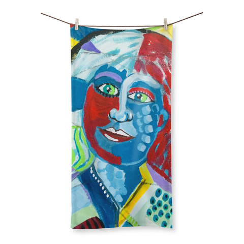 """Daydreaming"" Beach Towel"