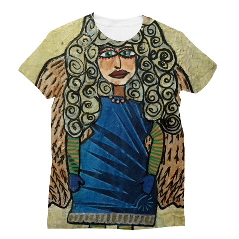 """No Whining"" Sublimation T-Shirt"