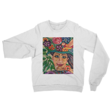 """Gaia Takes 10"" Heavy Blend Crew Neck Sweatshirt"