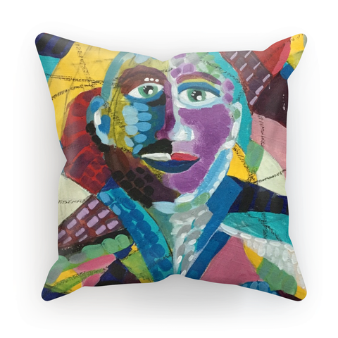 """After the Storm"" Cushion"