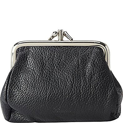 Buxton Triple Frame Coin Purse