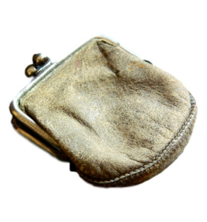 Old West Coin Purse