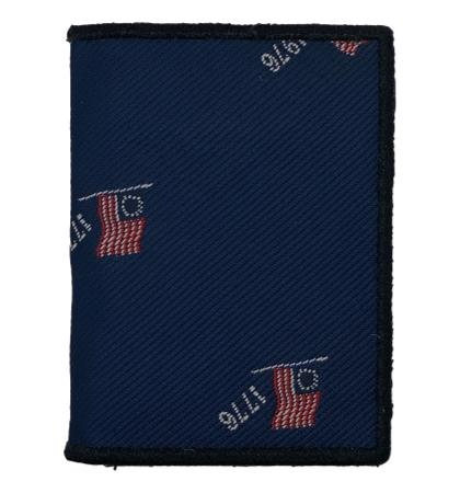 1776 - Tie Fold Wallet :: Narwhal Company