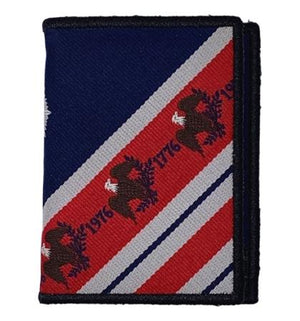 American Legion - Tie Fold Wallet :: Narwhal Company