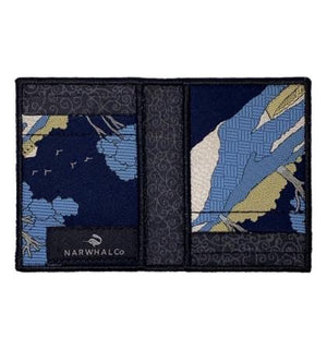 Yellow Submarine - Tie Fold Wallet :: Narwhal Company