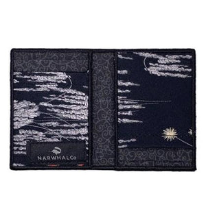 Independence - Tie Fold Wallet :: Narwhal Company