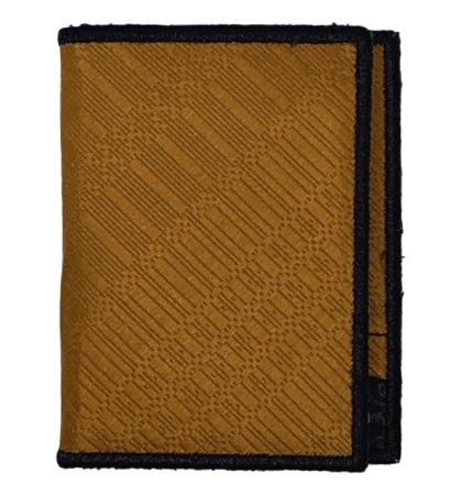 Brown Bear - Tie Fold Wallet :: Narwhal Company