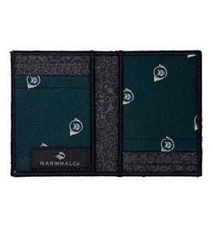 French Horn - Tie Fold Wallet :: Narwhal Company