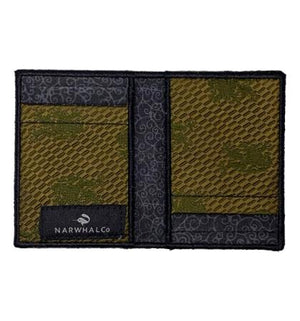 Higanbana - Tie Fold Wallet :: Narwhal Company