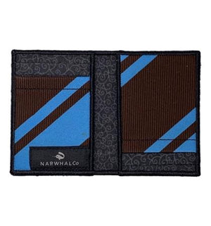 Metro - Tie Fold Wallet :: Narwhal Company