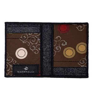Florentine - Tie Fold Wallet :: Narwhal Company