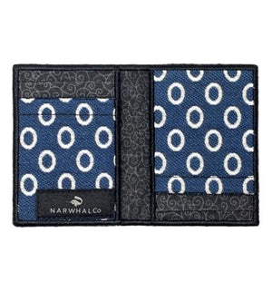 Blueberring - Eco Fold Wallet :: Narwhal Company